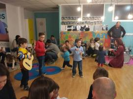 Taller realizado en el centro Nenoos de Petrer